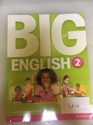 Libro de inglés de 2ndo primaria