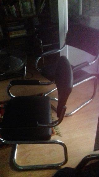 2 sillas impecables de oficina 30euros