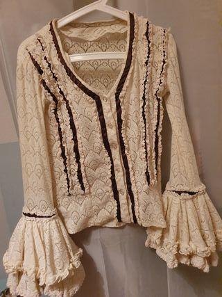Camisa flamenca