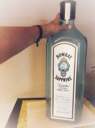Botella Bombay Sapphire