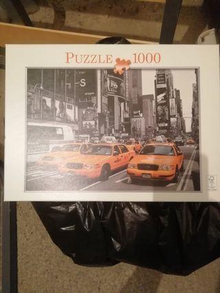 puzzle de 1000 piezas,