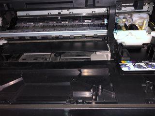 Impresora Multifuncional Canon PIXMA MX475 y tinta
