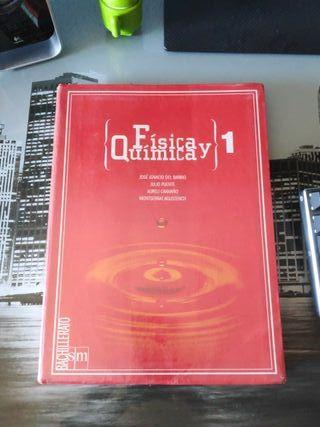 Libro de Física y química. 1 Bachillerato SM