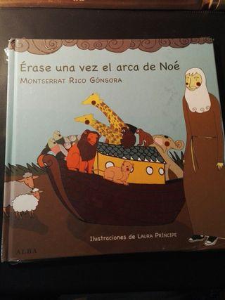 Érase una vez el arca de Noé 3x2 en libros
