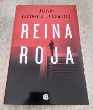 Libro Reina Roja de Juan Gomez Jurado
