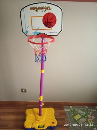 canasta basquet