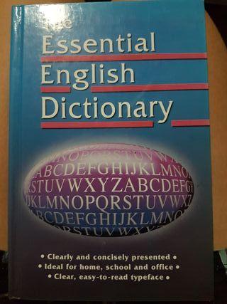 Diccionario básico inglés