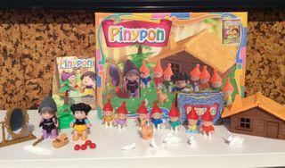 Pinypon Snowhite con caja
