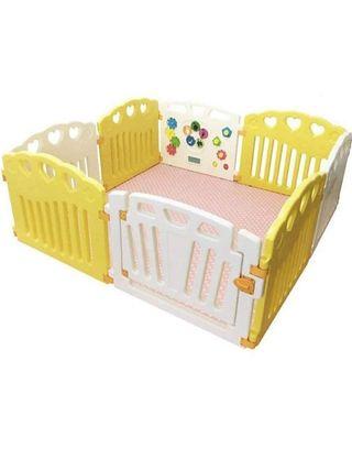 Parque infantil plastico