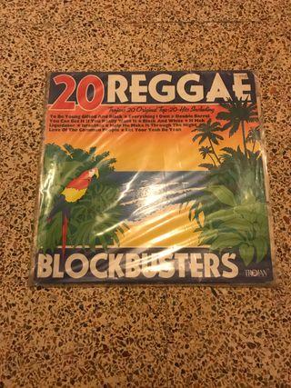 Vinilo Reggae