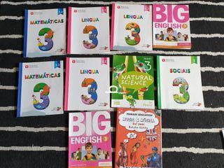 Libros de 3° de primaria