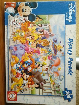 Puzzle Disney 200 piezas