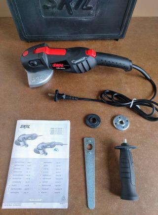 Radial Amoladora Skil de 750w con GARANTÍA