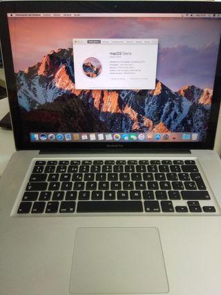 "Apple Macbook Pro 15"" 2011 i7"