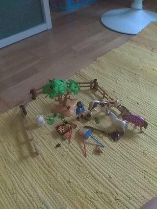 playmobil Granja 2