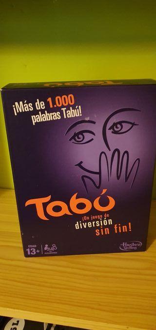 Juego de mesa Tabú