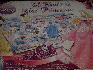 El baile de las princesas