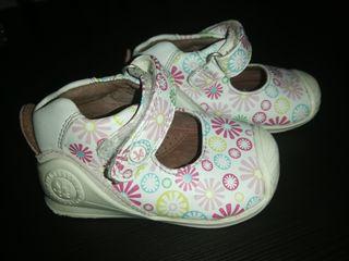 Zapatos de bebé Biomecanics N 18