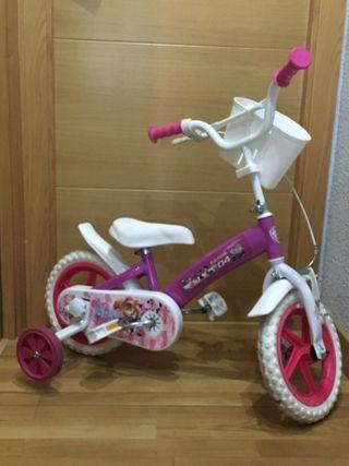 Bicicleta 4 ruedas