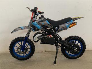 pitbike minimotos para niños xtreme nuevas