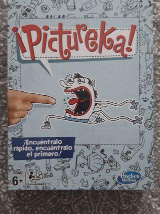 Pictureka (juego de mesa) con embalaje