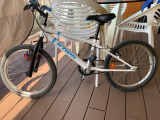 Bicicleta montaña junior mountain bike