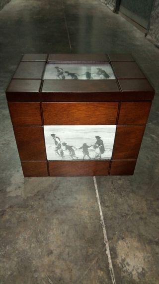 Caja álbum fotos
