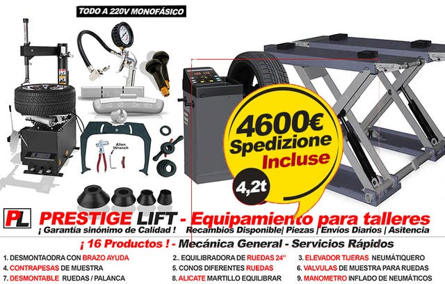 maquinaria herramientas coches taller mecanico 220