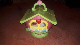 casa tarta de fresa