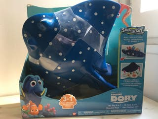 Dory juego guardapeces. Mr. Ray