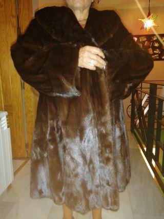 abrigo lomos bison