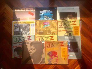 Discos jazz lote 12 vinilos