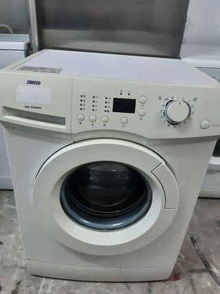 lavadora zanussi 6 kg