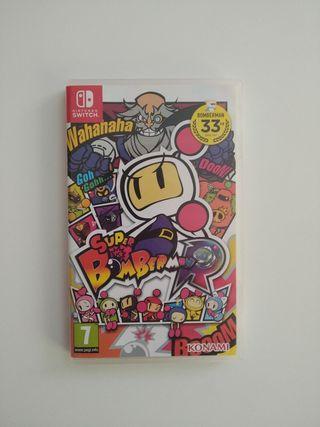 Super Boomberman R - Nintendo Switch
