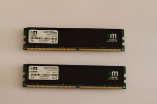 Memoria RAM PC Sobremesa
