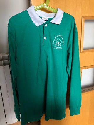 Polo uniforme colegio sagrada familia
