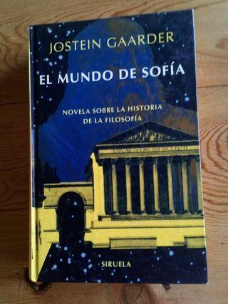 El mundo de Sofia. J. Gatder