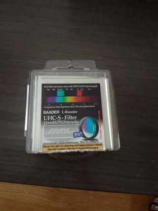 filtro UHC S