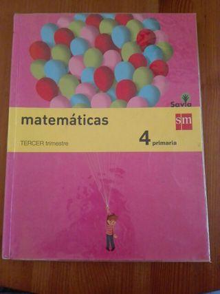 Libros cuarto 4 primaria