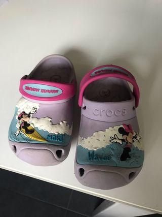 Crocs niña