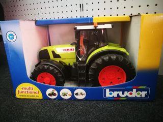 Tractor juguete Clas Atles 936 Rz NUEVO