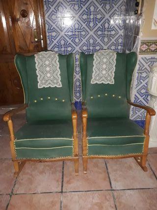 Balancines y sillas