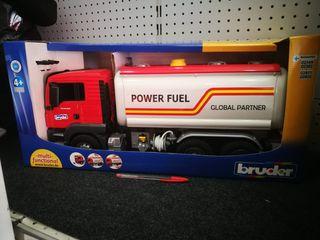 Camion Cisterna MAN TSG. NUEVO