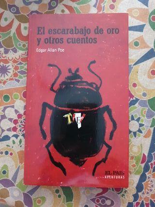 el escarabajo de oro y los crímenes de la calle Mo
