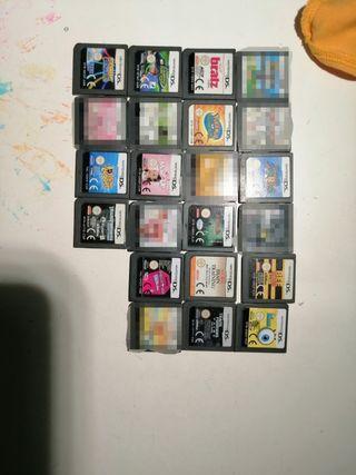 juegos Nintendo DS