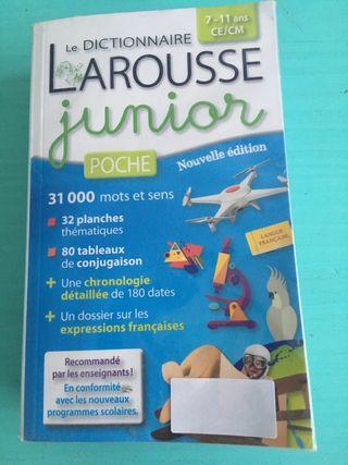 Larousse junior Dictionnaire