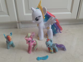 Lote my little pony