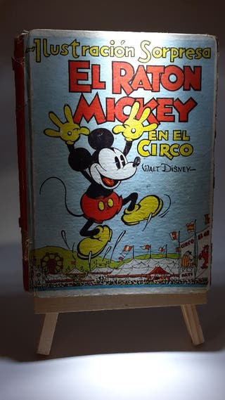 1941 EL RATON MICKEY