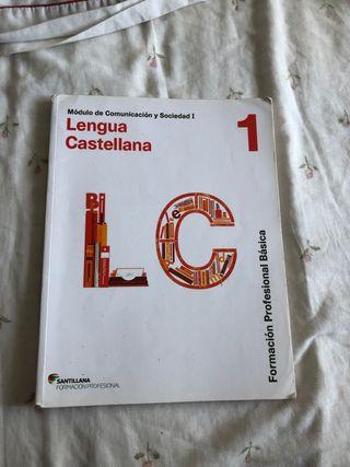 Libro de lengua 1 formacion profesional basica