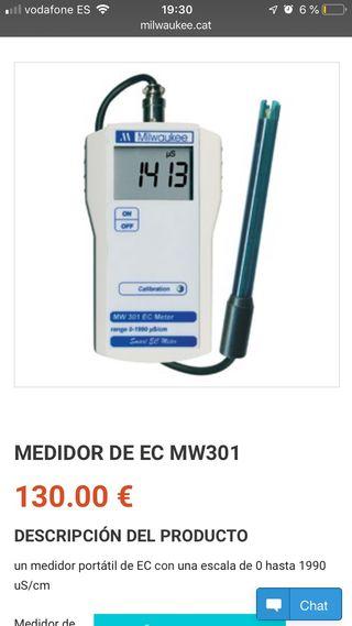 Medidor de EC